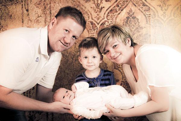 Portraitfotografie: Kinder, Familien und Paare