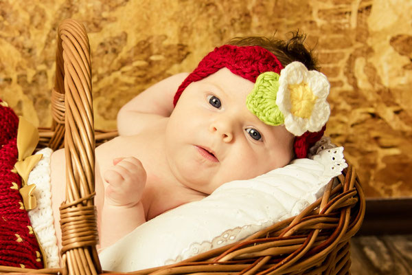 Neugeborene, Newborn und Baby