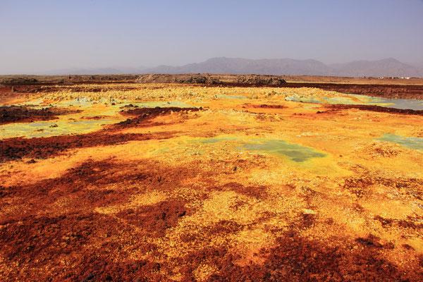 Äthiopien; Dallol