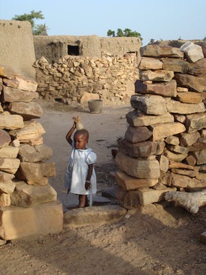 Mali; Dogonland