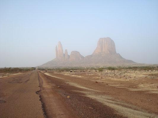 Mali; Homboriberge