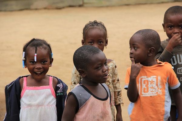 Zentralafrika und Kongo