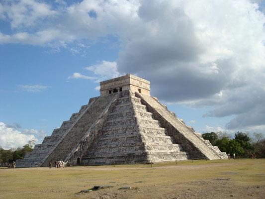 Mexico; Chitzen Itza