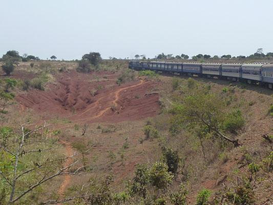 Tanzania und Zambia; TAZARA