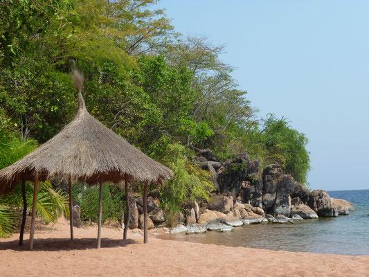 Tanzania und Zambia; Tanganjikasee