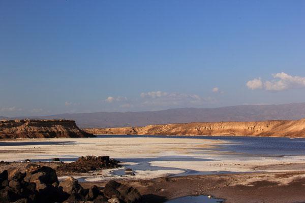 Djibouti; Lac Assal
