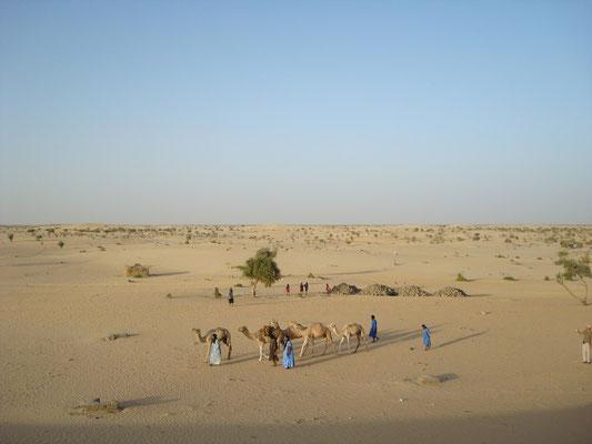 Mali; Timbuktu