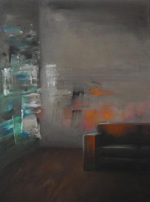 triptychon teil III, öl, 80x60, 2012