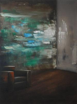 triptychon teil I, öl, 80x60, 2012