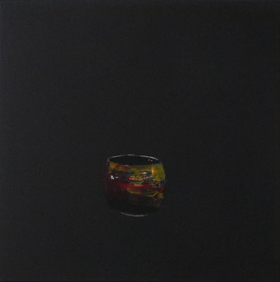 öl/acryl, 40x40, 2014