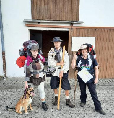 franziskanisch Pilgern