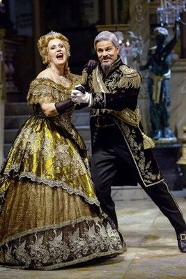 König & Königin - Lucia Nistler & Michael Havlicek