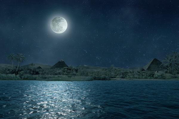 Rechte LED: Nacht