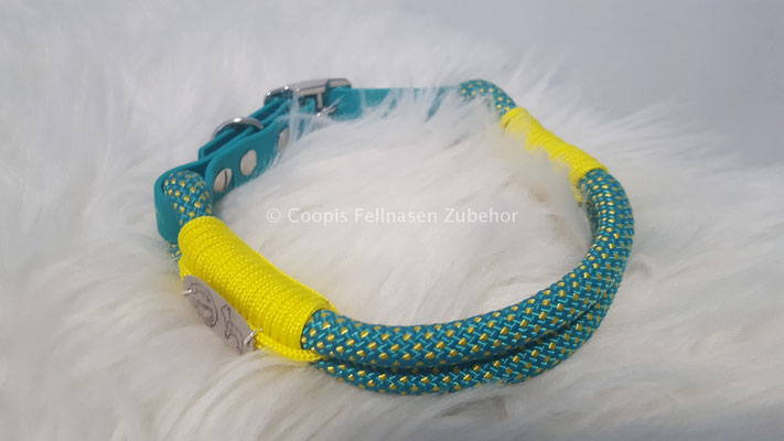 Kletterseil Hundehalsband  HU 37 cm bis 41 cm  statt € 35,00  nur € 24,50
