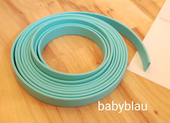 Neue Farben, Biothane Babyblau