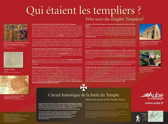 Qui étaient les Templiers ?