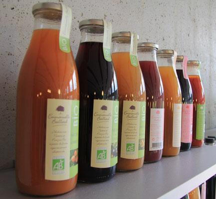 Les Nectars de Bourgogne au Bistrot du Parc