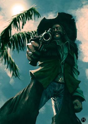 Artwork - Illustration - Character Design - Outlaw