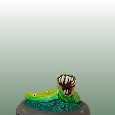 Alien Larvae