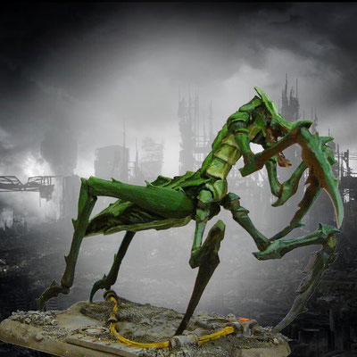 Space Mantis