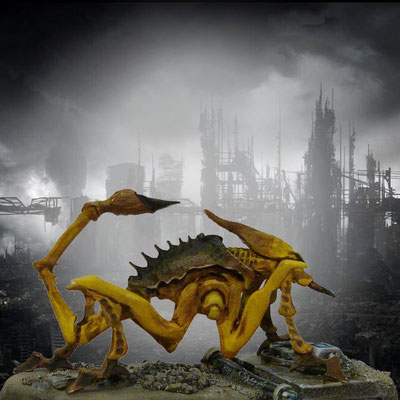 Space Scorpion