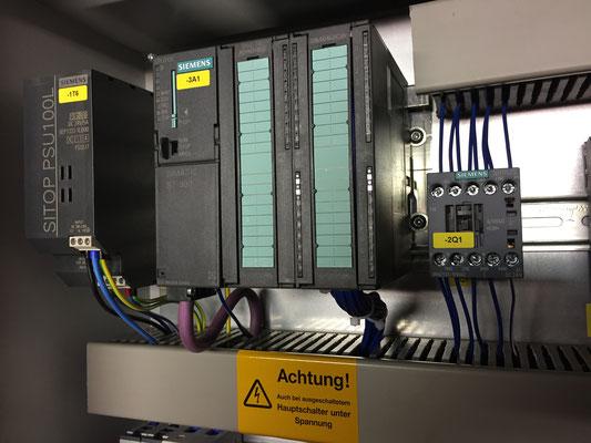 Schaltschrank mit Siemens S7 300