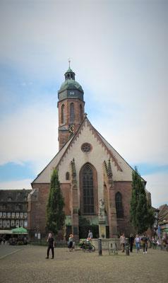 Ev. Marktkirche St. Jacobi, 1327