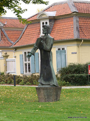 Skulptur Nathan der Weise