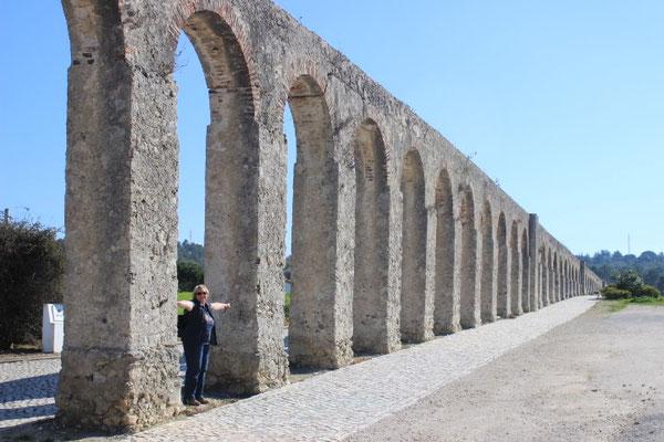 das Äquakdukt wurde 1570 errichtet und ist weitestgehend erhalten