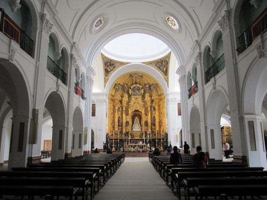 """Virgen del Rocío"""", die """"Heilige Jungfrau von El Rocío"""""""