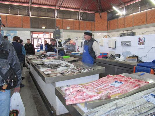 Fischstände