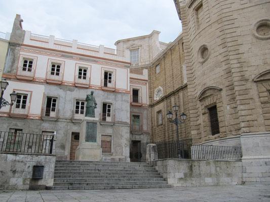 Kathedral-Platz