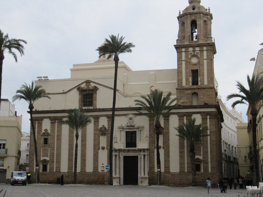 Museum auf dem Kathedral-Platz