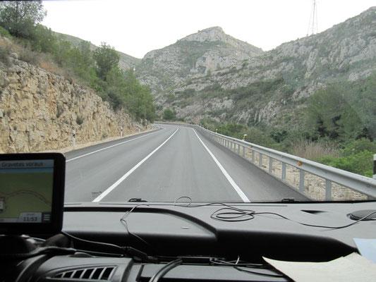 Unterwegs - im Gebirge