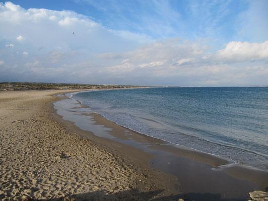 ganz weit am Horizont Alicante