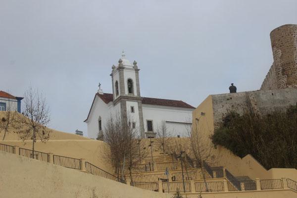 Kirche Matriz de São Salvador (erbaut im 17. Jahrhundert)