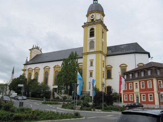 Evangelische Stadtkirche, geweiht 1699