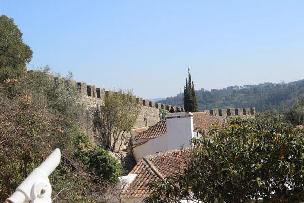 Stadtmauer, komplett erhalten
