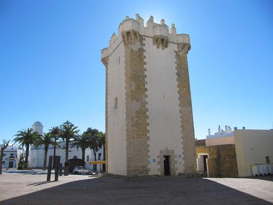 Torre de Guzman, erbaut zwischen 1300 und 1307