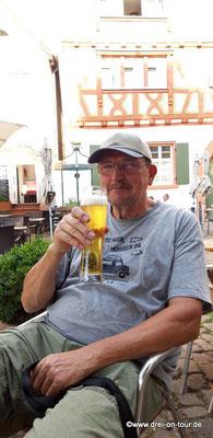 Was dem einen sein Eis ist dem anderen sein Bier :)