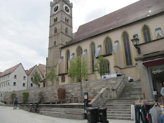 Stadtpfarrkirche St. Andreas