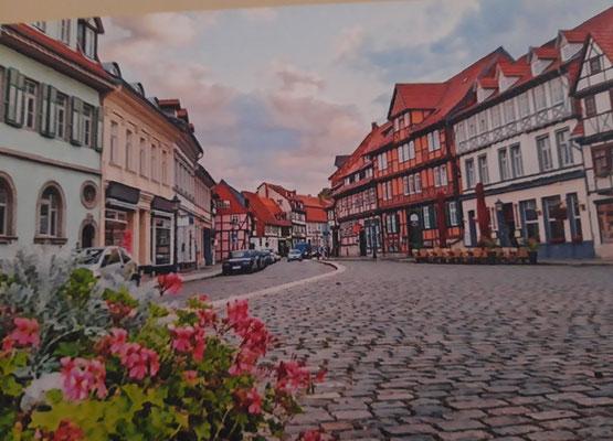 Ilsenburg - Marktplatz