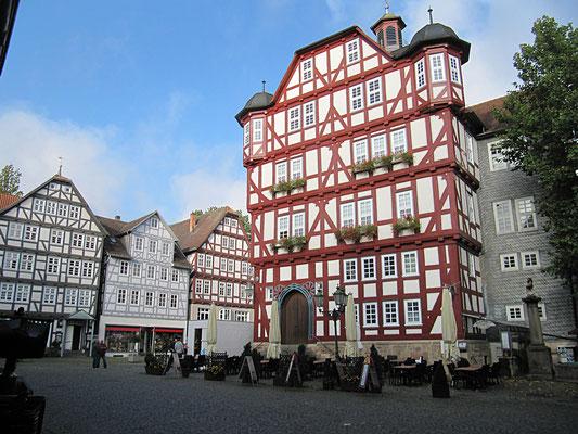 Rathaus 1560