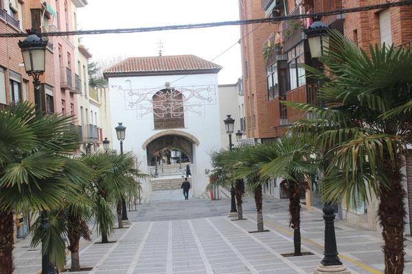 Guadix - Fußgängerzone
