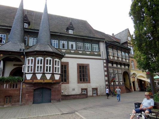 Altes Rathaus, Wahrzeichen von Einbeck aus dem 16. Jahrhundert