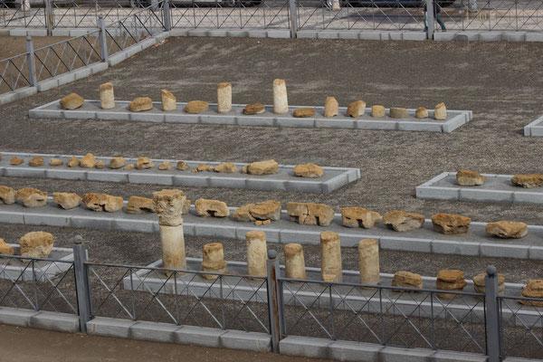 römische Ausgrabungsstätte