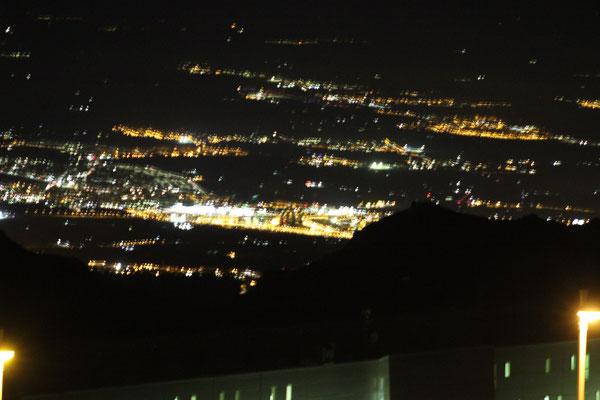 Granada im Lichtermeer