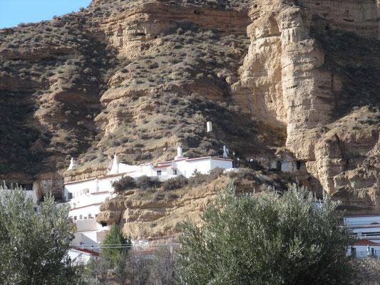 Höhlenwohnungen