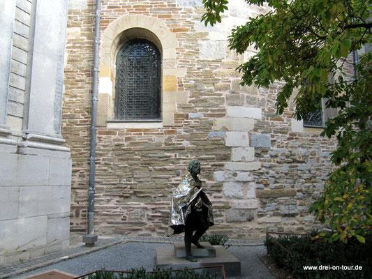 St. Stevanus auf dem Münsterplatz an der Ungarnkapelle des Aachener Dom
