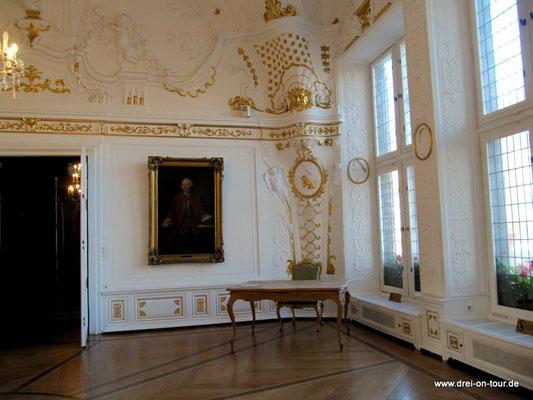 weißer Saal, kleiner Festsaal des Rathauses